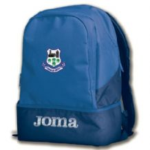 Crumlin United FC Joma Estadio III Backpack Royal 2019